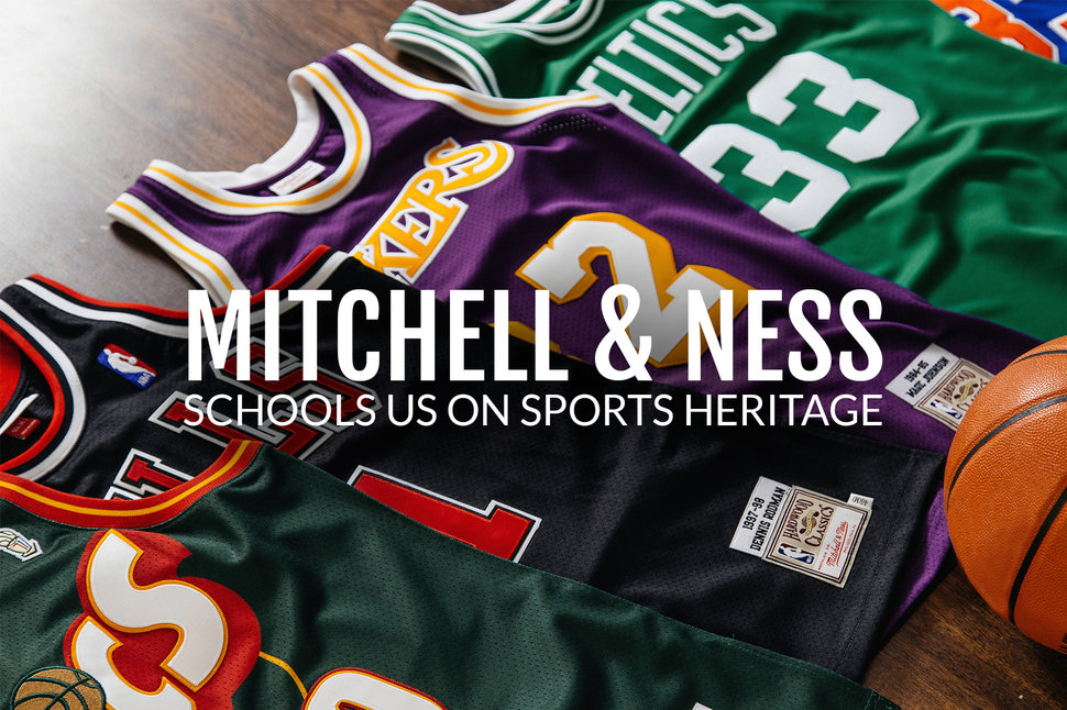 72f84098 Mitchell & Ness to bring your NBL jersey game back to the glory days - Aussie  Hoopla